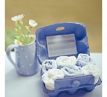 .baby shower gift. Photographic Print