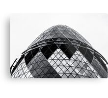 Egg Topper Metal Print