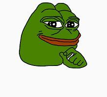 smug frog/smug pepe v2 Unisex T-Shirt