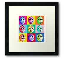 JASON Framed Print