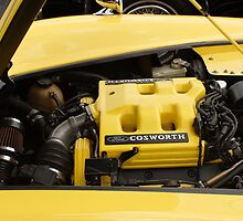 COSWORTH ENGINE by andysax