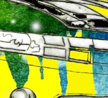 Bumblebee Transformers Cavarro Car Sticker