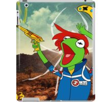 Kermit the Party Frog iPad Case/Skin