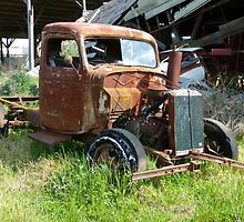 1930's Ford V8 Truck by elsha