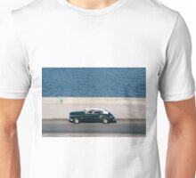 Taxiing along the Malecón Unisex T-Shirt