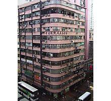 mongkok Photographic Print
