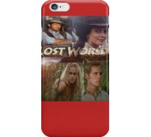 Lost World Poster iPhone Case/Skin