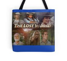Lost World Poster Tote Bag