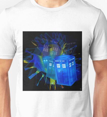 TARDIS STONEHENGE PORTAL Unisex T-Shirt