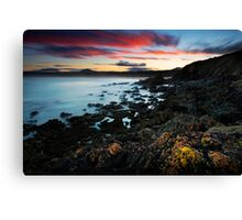 Unsolved ending Canvas Print