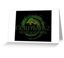 Guild Wars 2 Heart of Thorns Greeting Card