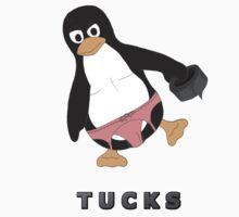Tucks the penguin T-Shirt