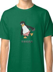 Tucks the penguin Classic T-Shirt