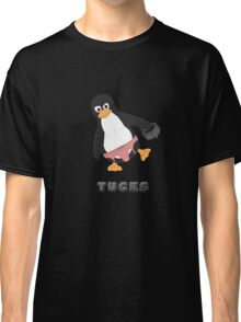 Tucks the penguin Classic T-Shirt
