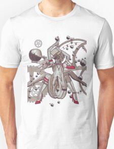 Professional Black Widow Unisex T-Shirt