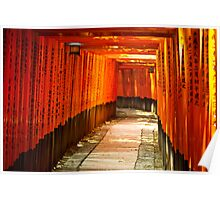 Fushimi Inari-taisha Shrine Poster