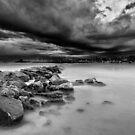 Nameless storm by Saverio Savio