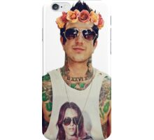 Flower Crown Carlile iPhone Case/Skin