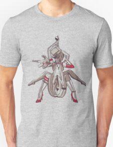 Professional Black Widow Figure T-Shirt