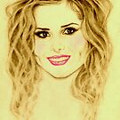 Cheryl Cole by Elisabete Nascimento
