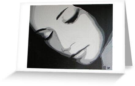 Sleeping Beauty by Sarah McFloof