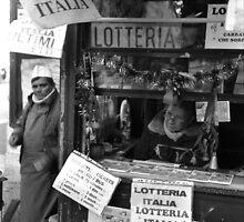 Lotteria Italia by Mauro Scacco