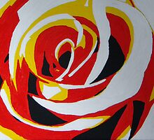 Rose by Sarah McDonald