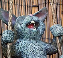 Laughing Rabbit by Don1966