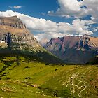 Glacier National Park by JimGuy