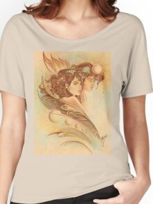 """""""THE GEMINI"""" - Protective Angel for Zodiac Sign Women's Relaxed Fit T-Shirt"""