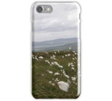 Bog Cotton iPhone Case/Skin