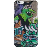 Wicked Green Witch iPhone Case/Skin