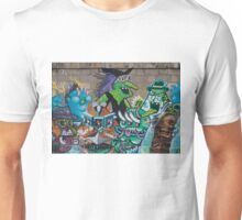 Wicked Green Witch Unisex T-Shirt