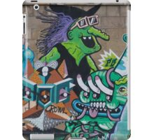 Wicked Green Witch iPad Case/Skin
