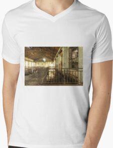 Ignore the machine Mens V-Neck T-Shirt