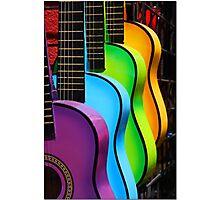 """Gitars"" Photographic Print"