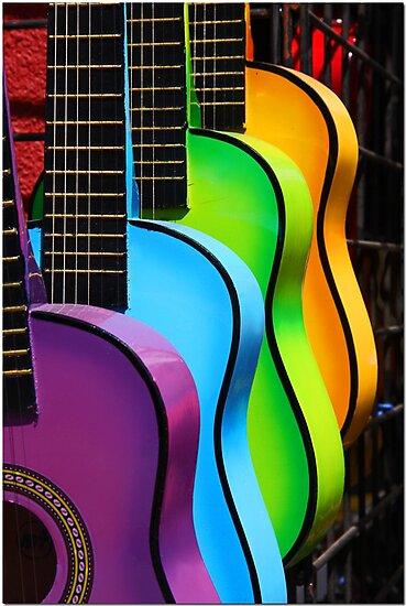 """""""Gitars"""" by Chet  King"""
