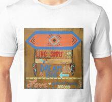 Live Simply Dream Big  Unisex T-Shirt