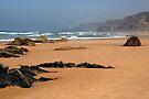 Algarve: Praia de Castelejo by Kasia-D
