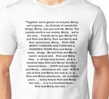 Rick and Morty Forever Unisex T-Shirt