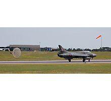 Hawker Hunter T.8B WV322 Photographic Print