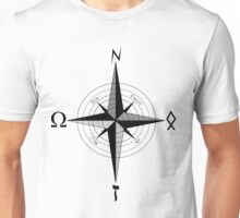 Compass: Nine Circles of Hell (Extended) Unisex T-Shirt