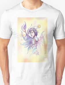 """""""THE CANCER""""  - Protective Angel for Zodiac Sign T-Shirt"""