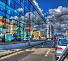Bristol Reflections  by Nigel Bangert