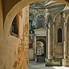 Backside of Armenian Church by Oleksii Rybakov