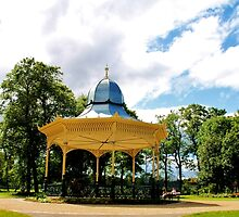 The Bandstand by Ladymoose