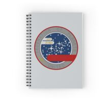 United Federation of Planets Spiral Notebook