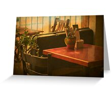 Ready to Open - (Mangiacake Panini Shoppe) Greeting Card