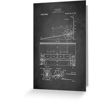 Soldier Shield Patent 1918 Greeting Card