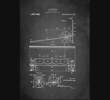 Soldier Shield Patent 1918 Unisex T-Shirt